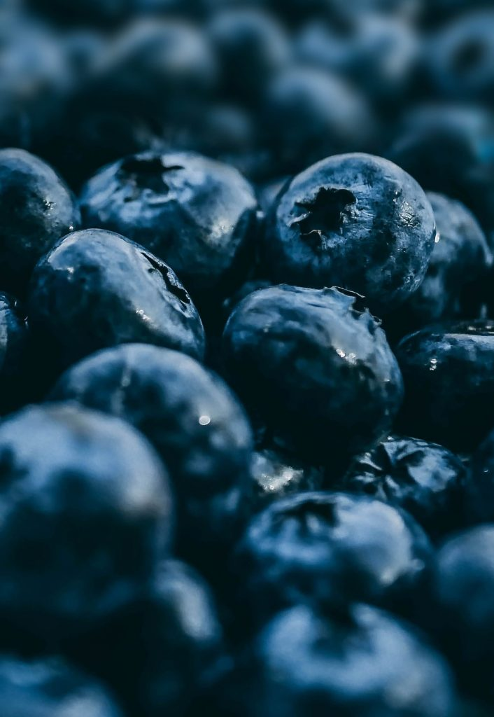 Aussie Frozen Fresh Blueberries