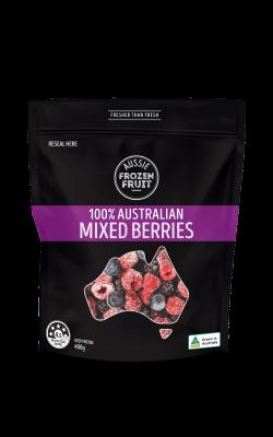 Australian frozen fruit mixed berries