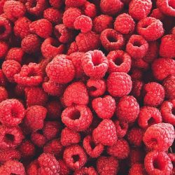 Aussie Frozen Fresh Raspberries
